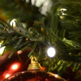 Catene Di Natale Da Esterno