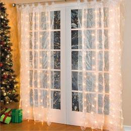 Decorazioni Natalizie A Led.Luci Di Natale Da Interno A Led