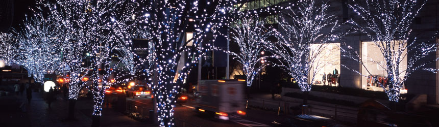 Foto Di Luci Di Natale.Catene Di Natale Da Esterno