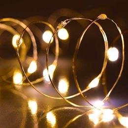 luci e decorazioni di natale da interno