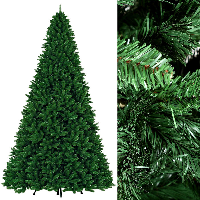 Alberi Di Natale Prezzi.Albero Di Natale Gigante Per Decorazioni Professionali H 5 Mt