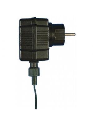 Trasformatore 24V IP44 30VA per luci di Natale