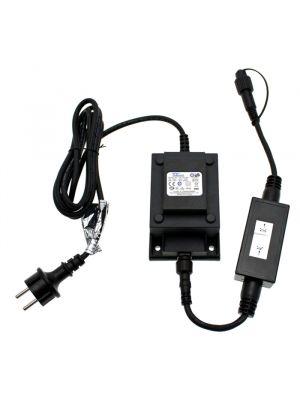 rasformatore 36V 105VA IP44 per luci di Natale
