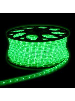 tubo luminoso verde