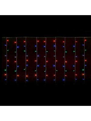 Tenda 182 led - 300 x h 152 cm - con controller - Multicolor