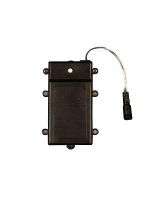 Controller porta batterie senza timer per luci Natalizie serie PLB