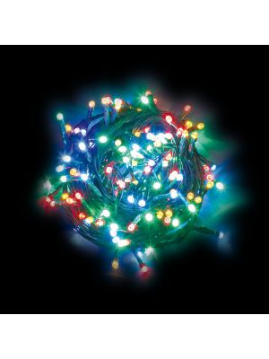 Catena luminosa di Natale 100 Miniled multicolor Reflex con controller