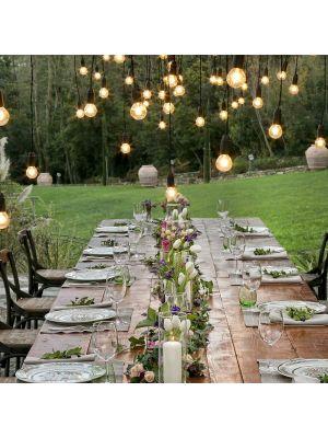 Kit luci summer lights Garden