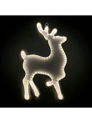 Motivo luminoso renna