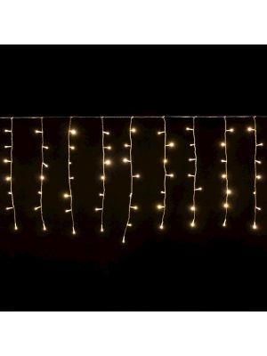 Tenda di luci di natale