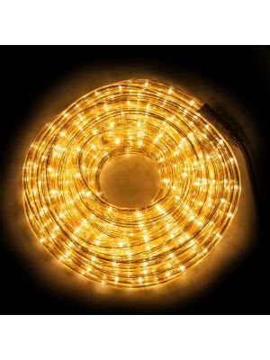 Tubo luminoso ad incandescenza 10 m con memory controller trasparente due canali